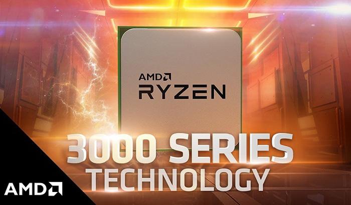 AMD锐龙5 3500与3500X处理器曝光 或于10月上市