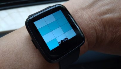 Linux watch 2