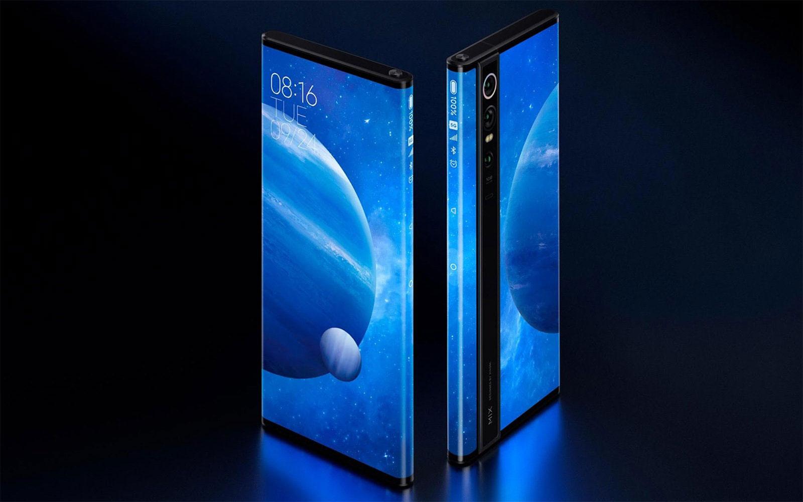 小米MIX Alpha完整规格参数公布:7.92寸OLED屏、UFS 3.0、MIUI Alpha系统