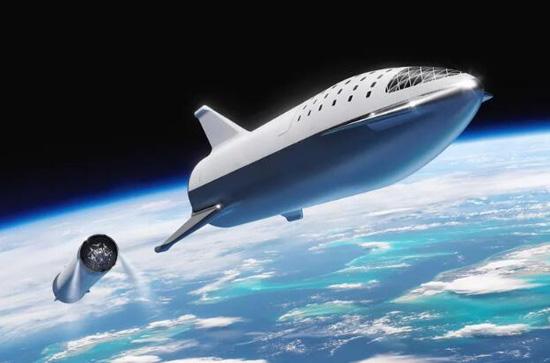 马斯克揭示星际飞船蓝图 2024年殖民火星不是梦