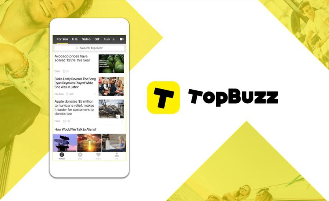 外媒:字节跳动出售海外新闻应用TopBuzz 正接触意向买家