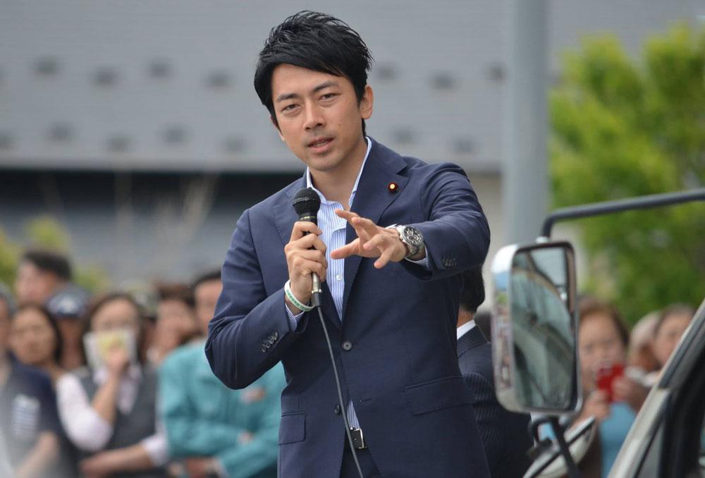 """日本新任环境大臣承诺让气候变化应对变得""""性感"""""""