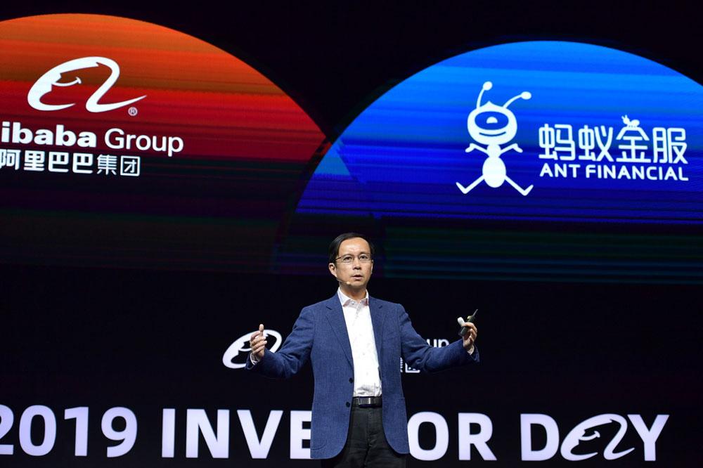 阿里董事局主席张勇:阿里数字经济体中国年度用户达9.6亿