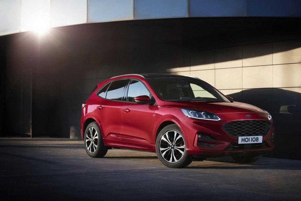 福特全新翼虎插混版海外售价:30.7万起 油耗低至1.2L