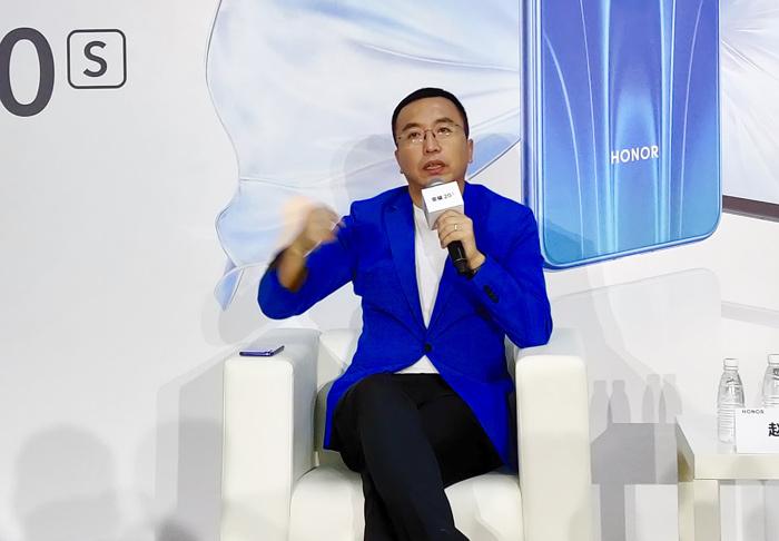 荣耀总裁赵明:海外销量已基本恢复,看淡与小米竞争