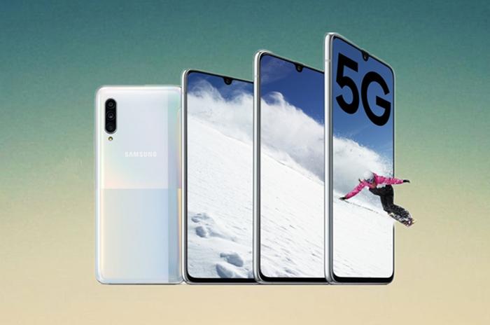 三星发布Galaxy A90 5G手机:支持Sub 6GHz、4500mAh电池