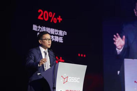 京东物流王振辉:服务客户超20万 外部收入占近40%