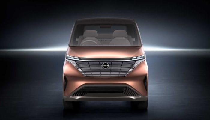 日产IMK概念车官图发布 于10月下旬东京车展正式亮相