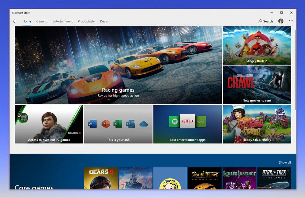 Microsoft Store在线商店迎来改进 但用户反映其变得更乱了