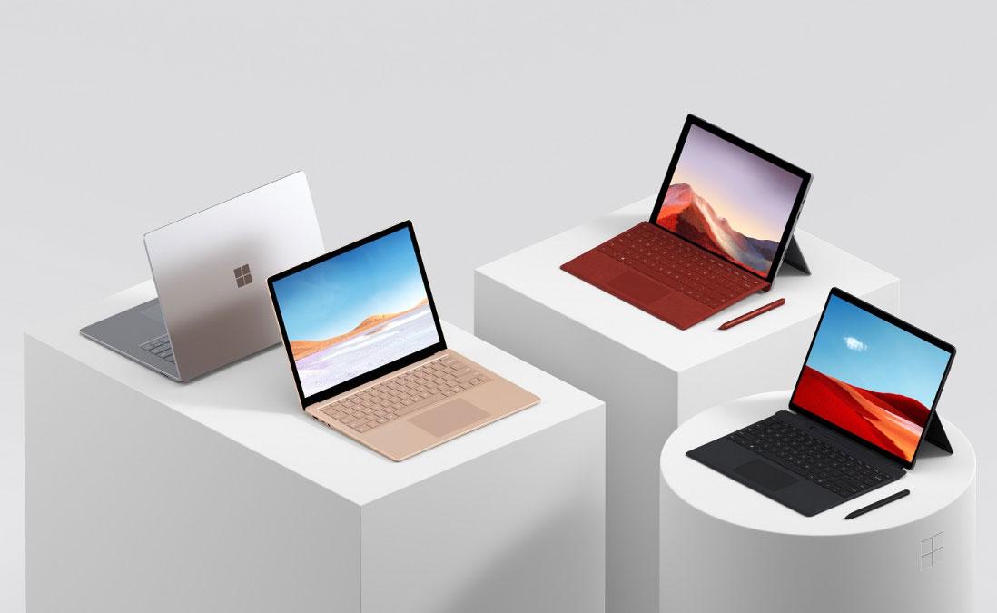 微软不建议给Surface Pro 7更新公版英特尔Wi-Fi驱动程序
