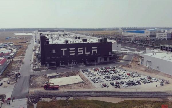 特斯拉称上海工厂生产准备就绪,正等待政府批准