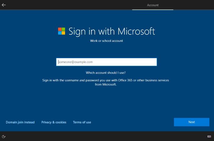 更新 Windows 10,用户将被迫创建微软账户?