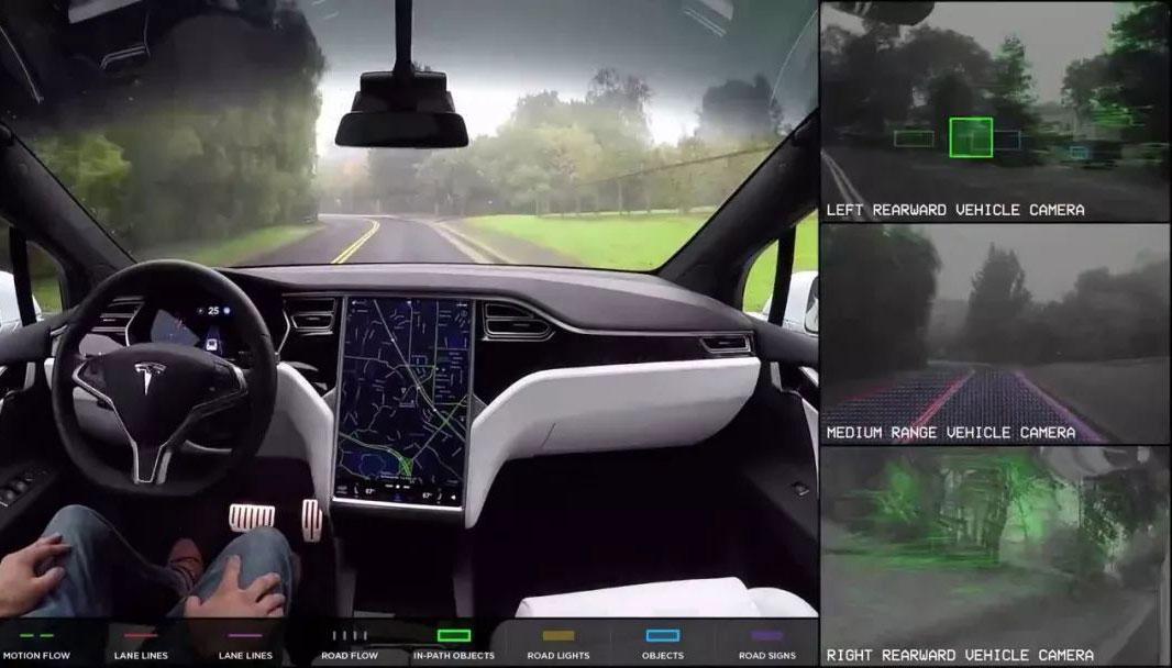 特斯拉正在收购DeepScale 寻求打造真正无人驾驶汽车