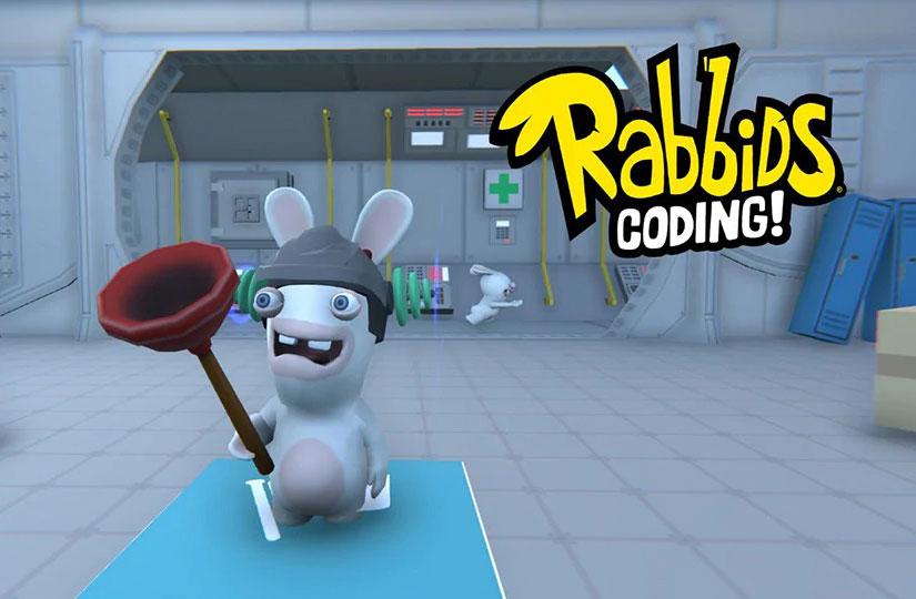 育碧推出《疯狂兔子编程》 跟疯兔一起学编程