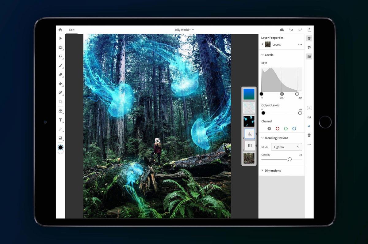 PS之后 消息称Adobe计划再推iPad版Illustrator
