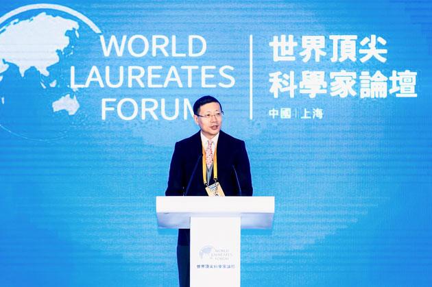 沈南鹏:科学家、创业者气质相似 要走前人未走之路