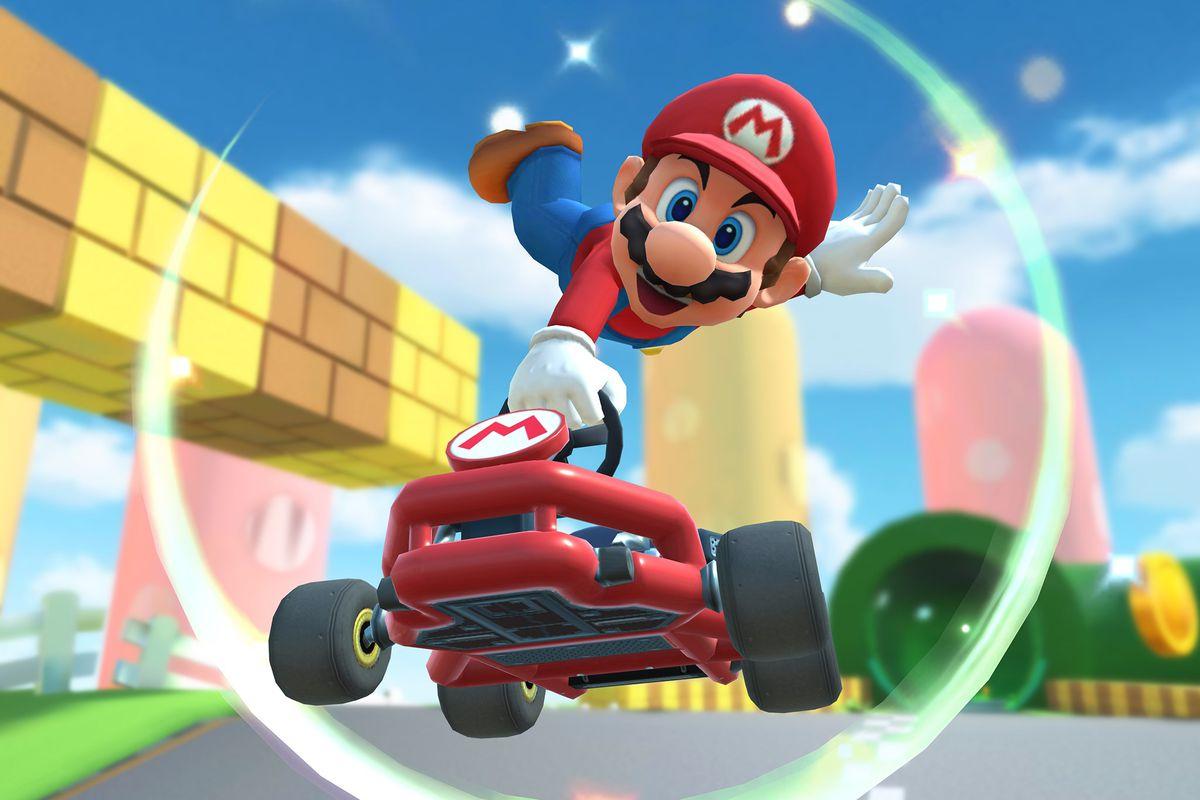 《马里奥赛车巡回赛》IGN评分6.7分:氪金毁了一切