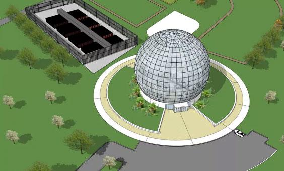 富士康取消了在威斯康星州建造巨型穹顶数据中心的计划