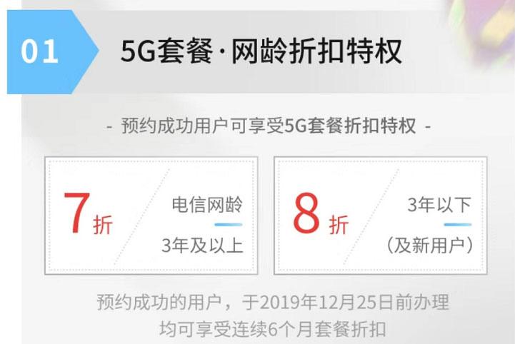 800万用户已预约5G套餐:中国移动近500万占大头