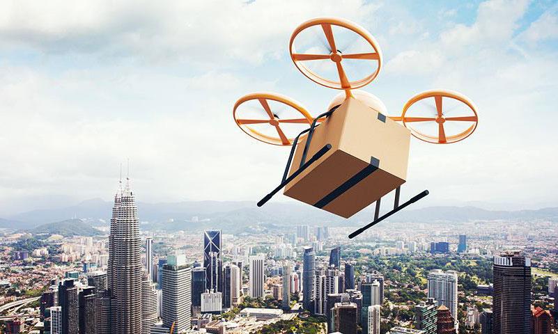 UPS无人机快递业务获得美国联邦航空管理局的批准
