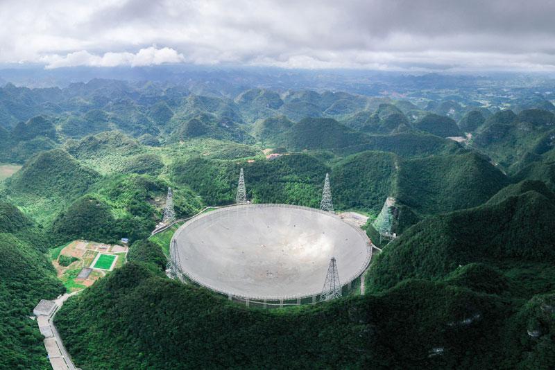 """国庆长假""""中国天眼""""有点忙:又认证了3颗脉冲星"""