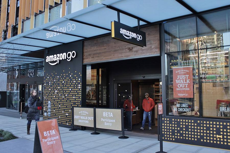 Amazon Go无收银员生鲜杂货店可能最早于明年第一季度上线