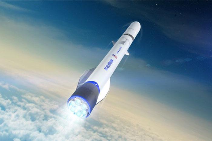 蓝色起源抗议后 美国空军表示将改变挑选发射服务提供商的标准