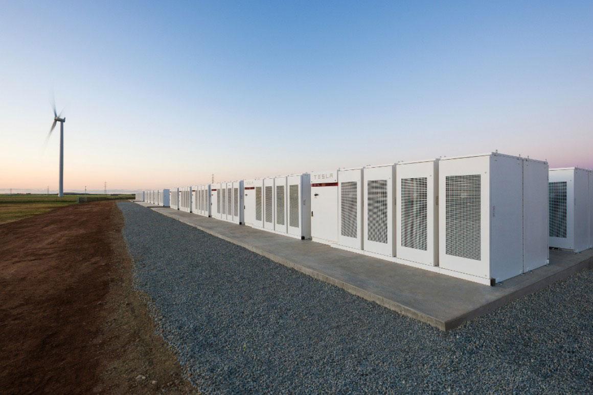 全球最大规模的锂电池组明年将继续扩大50%