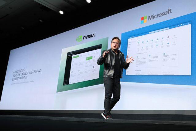 Microsoft Azure迎来基于英伟达GPU的NDv2超算方案