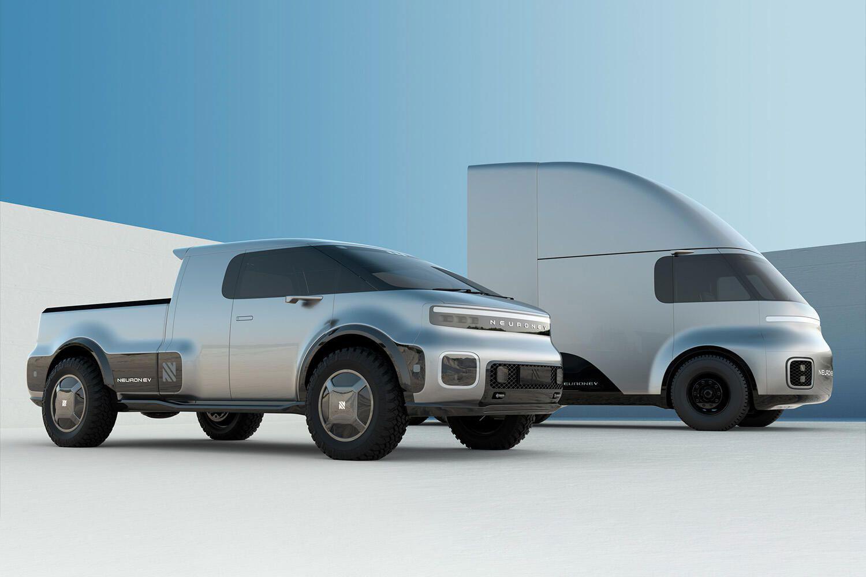 特斯拉皮卡、Semi卡车或遇竞争对手:Neuron T/One和Torq