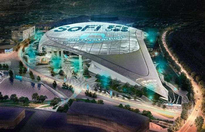 NFL最大体育场明年将提供Wi-Fi 6服务