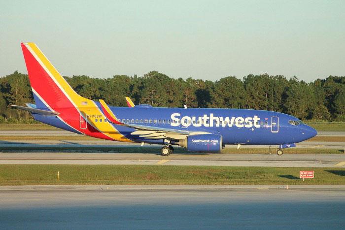 美国西南航空推迟波音737Max复飞