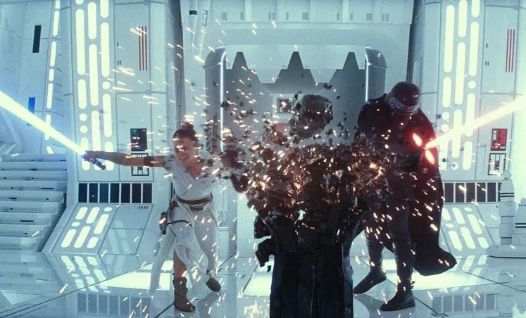 迪士尼CEO承认《星球大战》系列电影的发布太密集了