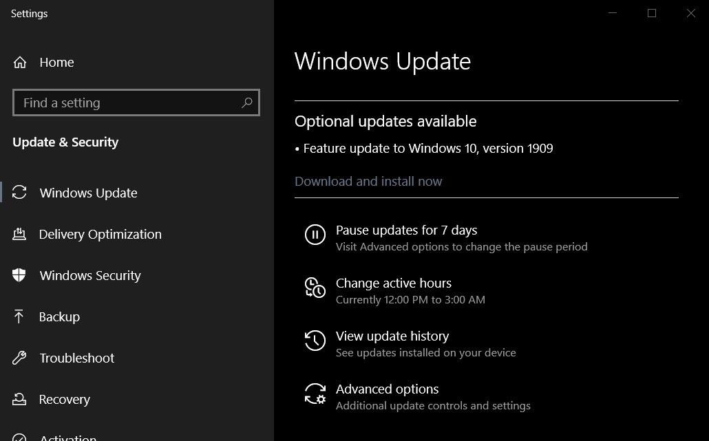 Windows 10 2019年11月更新预计周二推送 安装它需要注意些什么