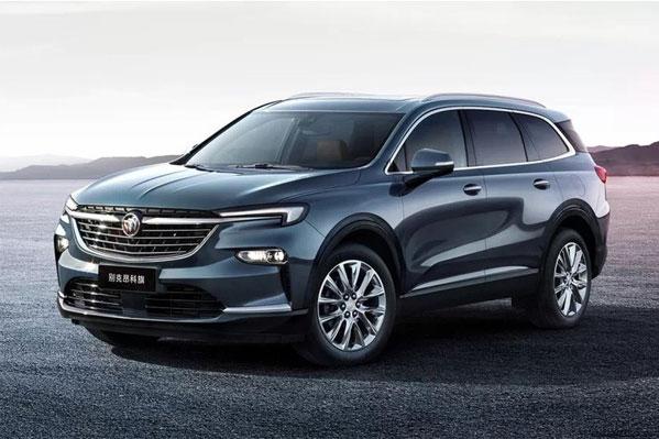 别克新中大型7座SUV即将上市:与凯迪拉克XT6同款动力总成 配主动悬架