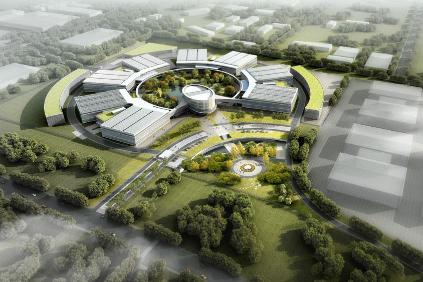 百度在阳泉建设云计算中心二期 每年节电超1亿度