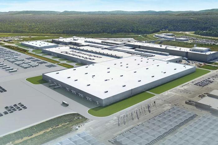 作为8亿美元投资的一部分 大众将在美国田纳西州制造电池组