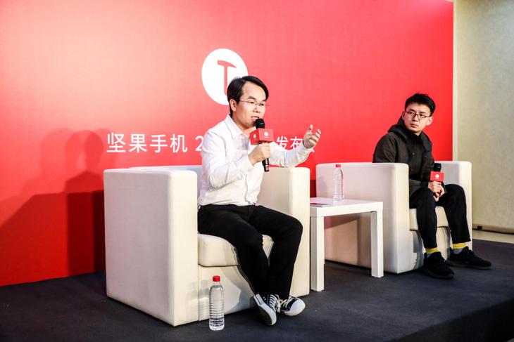 坚果Pro 3发布会专访:定位中高端做用户需要的产品