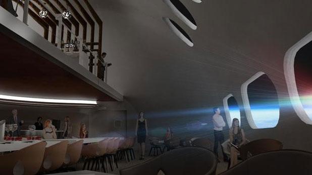可容纳400人的太空旅馆2025年建成 真能按时实现吗?