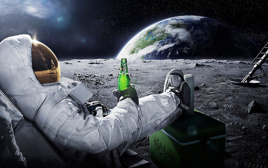 中科院专家谈商业太空旅游:望早日买到通往月球的票