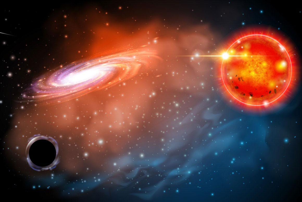 科学家发现迄今为止最小黑洞:或是天体新类别
