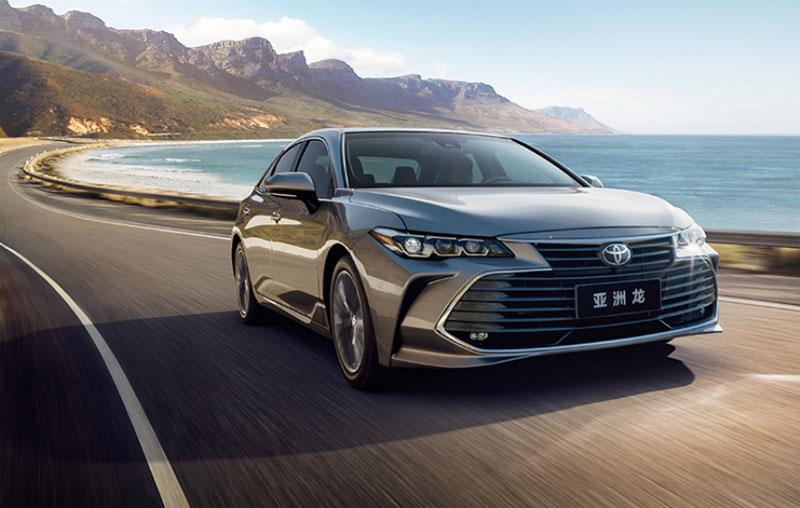 一汽丰田年销量目标已完成92% 亚洲龙基本难以完成既定目标