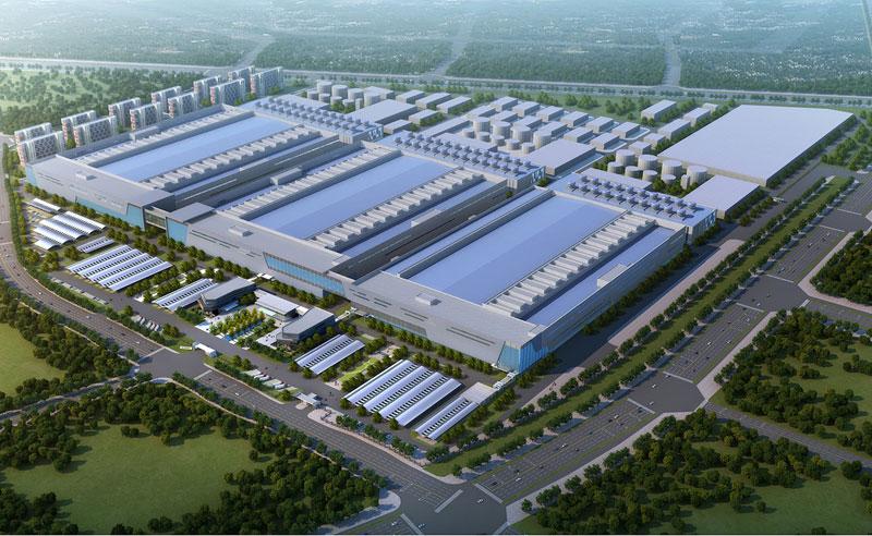 国内首家DRAM供应商诞生:10nm级工艺 月产能将占全球3%