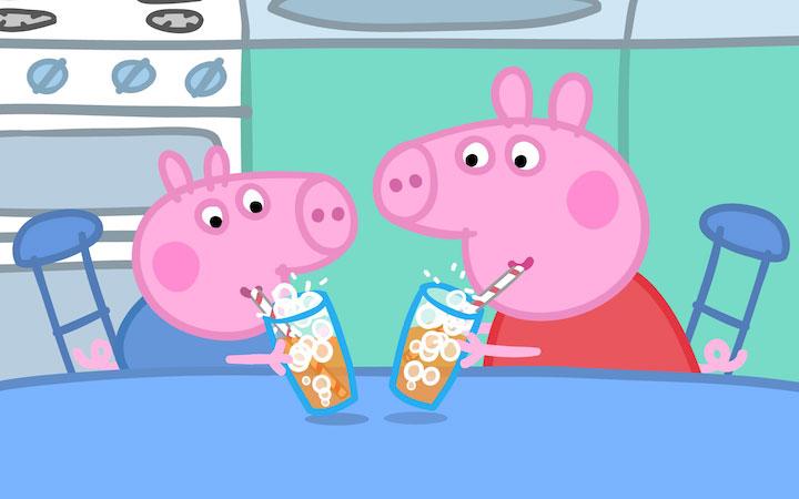 小猪佩奇正式易主 孩之宝与它的母公司Entertainment One完成交割