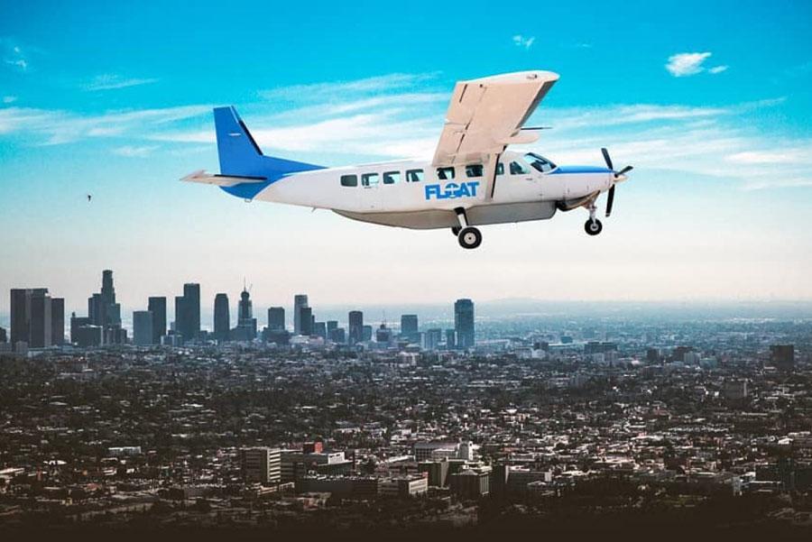 加州Float公司开始提供廉价的低技术航空服务