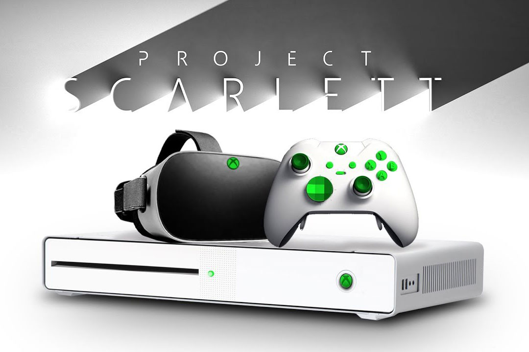 Xbox Scarlett主机的最终名称将由卖点功能决定