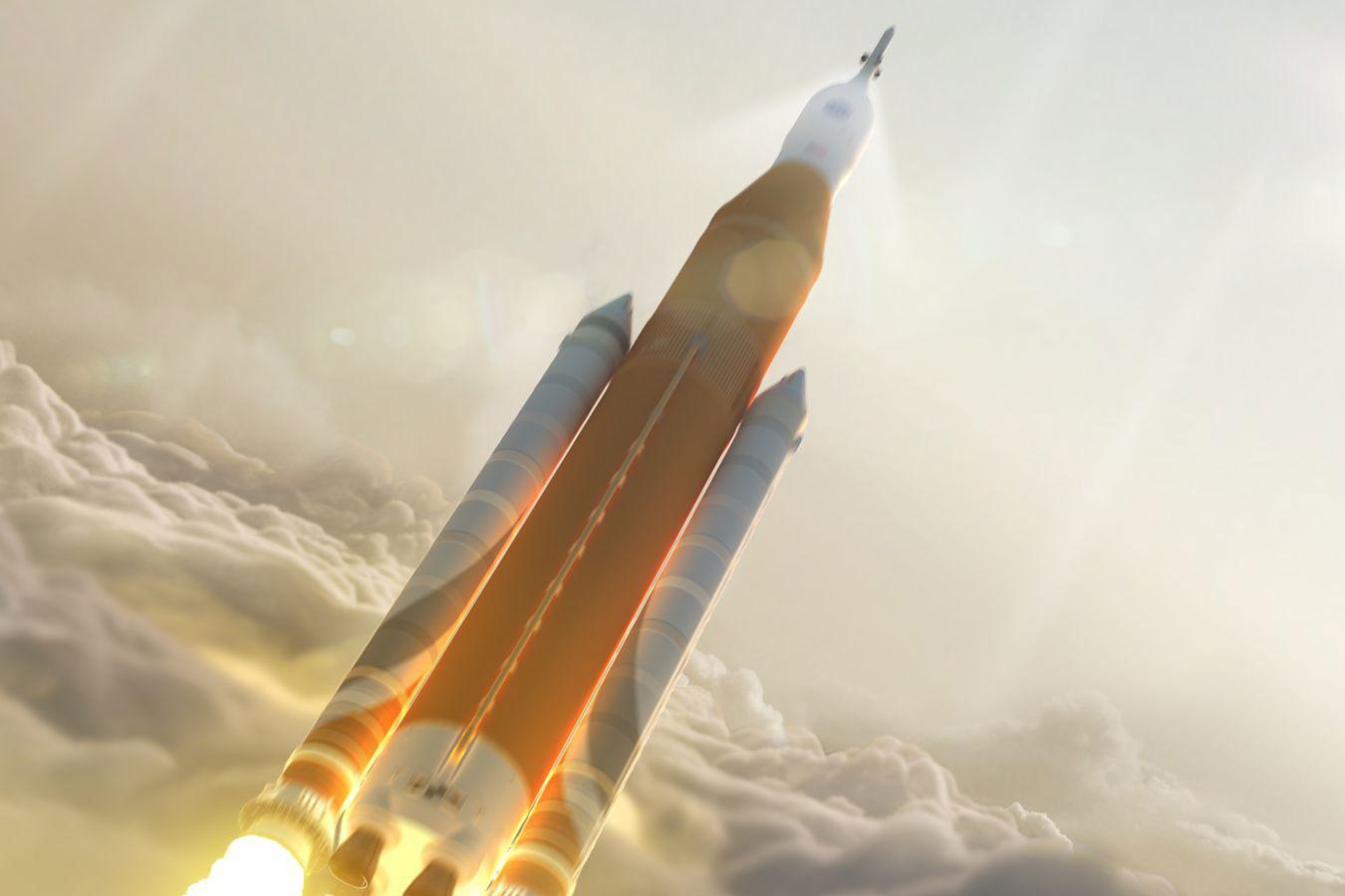 重返月球要花多少钱?NASA:一颗火箭可能要百亿