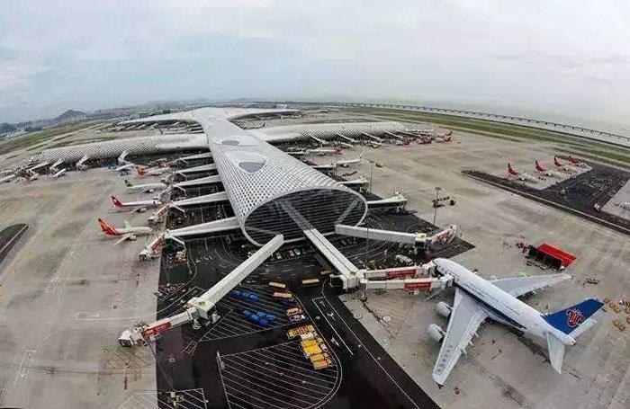 深圳机场在国内率先实现机位资源智能分配