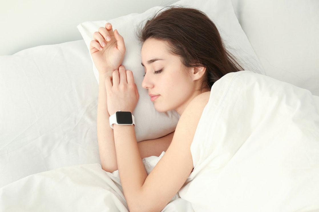 研究表明:健康的睡眠或降低患心血管疾病风险
