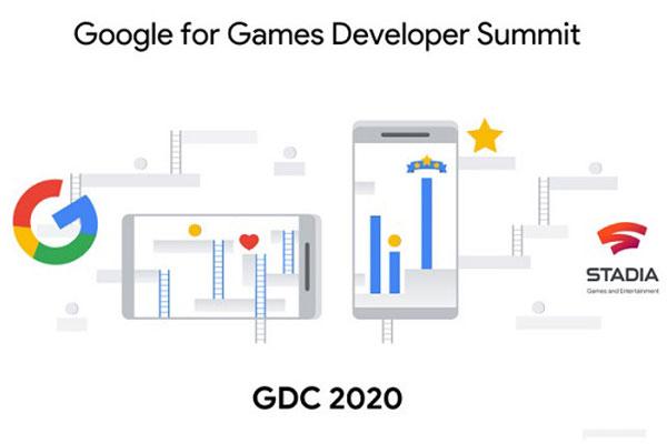 谷歌公布GDC 2020游戏开发者大会时间表